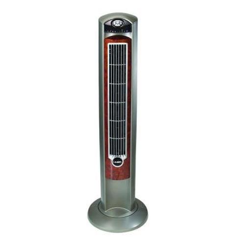 3. Lasko WOODGRAIN Tower Fan
