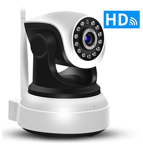 6. SDETER Wireless Security IP Camera