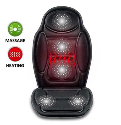 9. SNAILAX Vibrating Massage Seat Cushion
