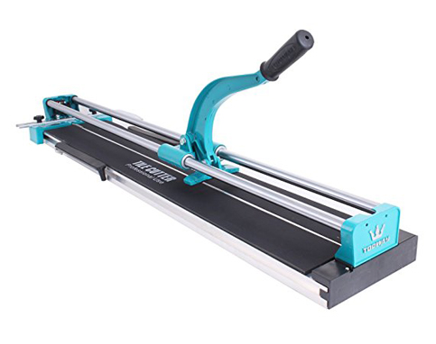 10. Happybuy 40-Inch Professional Manual Tile Cutter