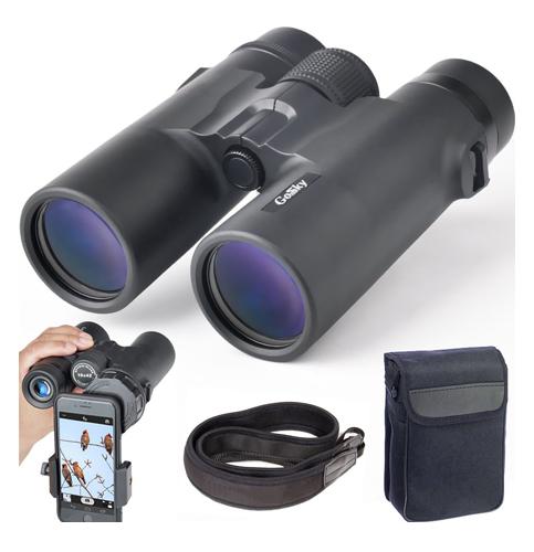 10. Gosky 10x42 Binoculars