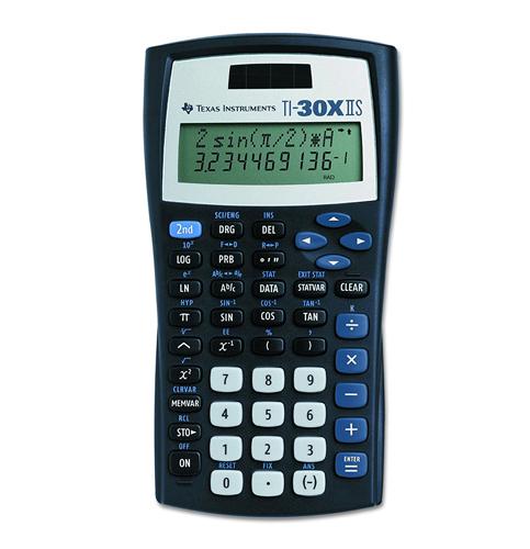 2. Texas Instruments TI-30X Scientific Calculator