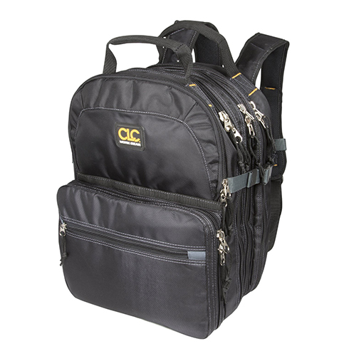 3. CLC Custom Leathercraft 1132 Tool Backpack