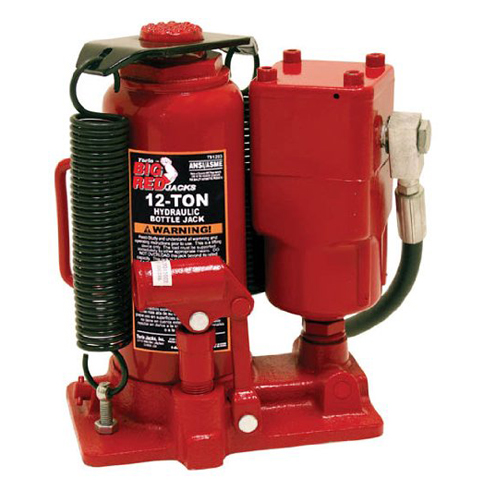 5. Torin Air Hydraulic Bottle Jack (12 Ton Capacity)