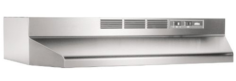 1. Broan Non-Ducted Under-Cabinet Range Hood (413004)