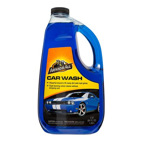 9. Armor All Car Wash