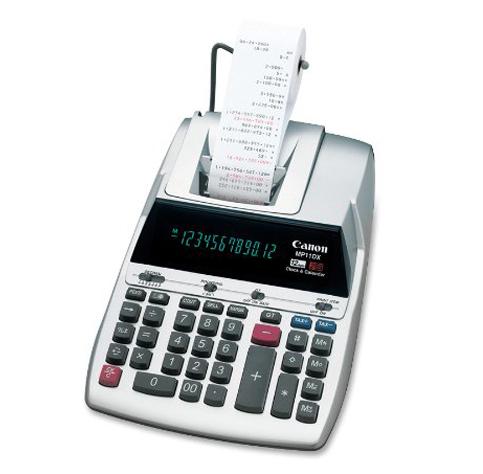 3. Canon Printing Calculator (MP11DX)