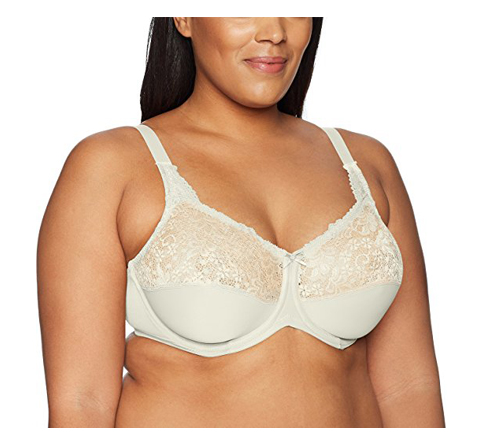 b88bdbd9ae Top 10 Best Minimizer Bras for Large Breasts in 2019 Reviews