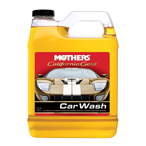 5. Mothers California Gold Car Wash (05664)
