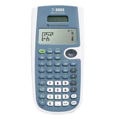 4. Texas Instruments TI-30XS Calculator