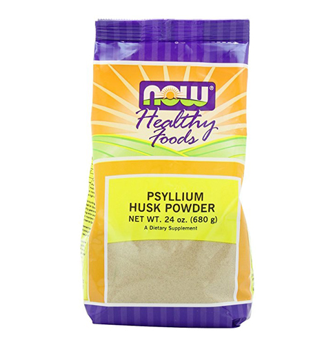 8. NOW Psyllium Husk Powder, 24-Ounce