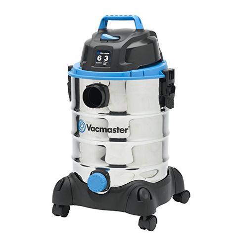 5. Vacmaster 6-gallon wet/dry vacuum(VQ607SFD)