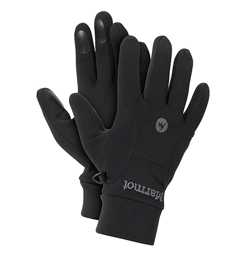 3. Marmot Men's Power Stretch Glove