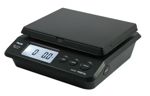 2. American Weighing Scales PS-25 Postal Scale