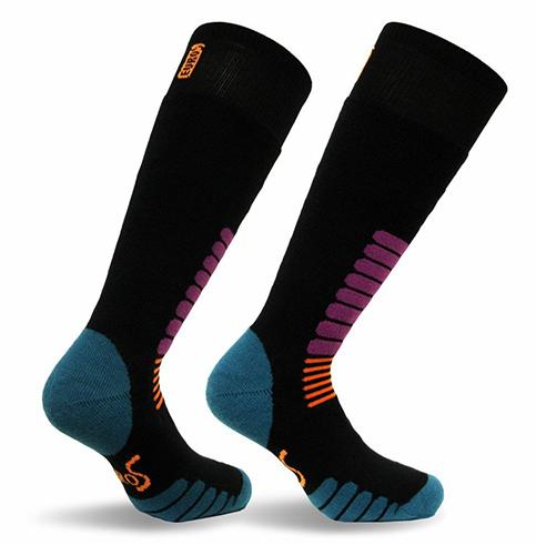3. Eurosocks Ski Zone OTC Socks