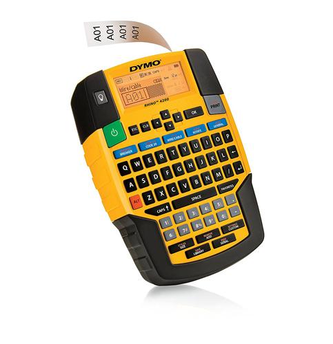 7. DYMO RHINO 4200 Label Marker (1801611)