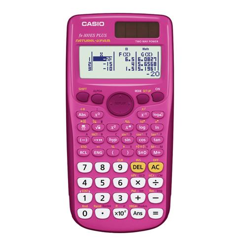 10. Casio fx-300ES PLUS Scientific Calculator