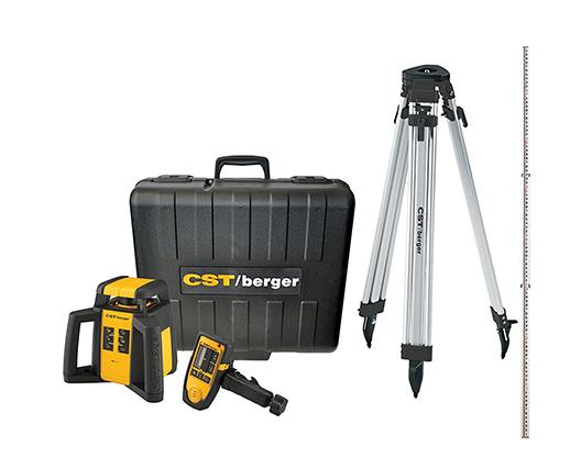 2. CST/Berger RL25HCK Self-Leveling Rotary Laser Kit