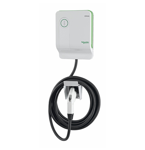 5. Schneider Electric EV230WS Electric Vehicle Charging Station