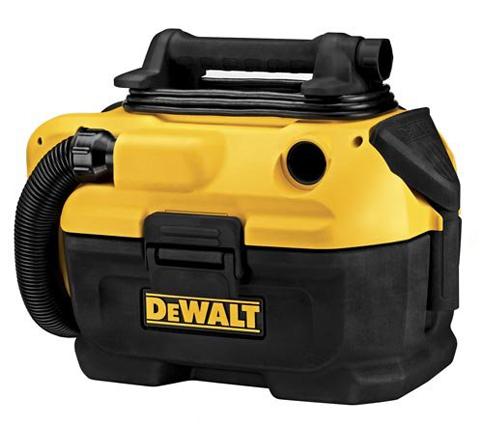 3. Dewalt Cordless Wet-Dry Vacuum(DCV581H)