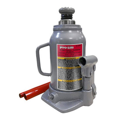 9. Pro Lift B-020D Hydraulic Bottle Jack (20 Ton Capacity)
