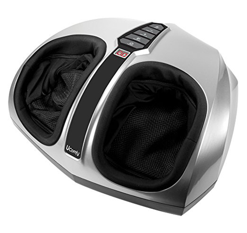 3. uComfy Shiatsu Foot Massager