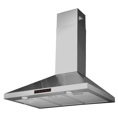 2. Kitchen Bath Collection Stainless Steel Range Hood