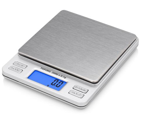 5. Smart Weigh Silver Digital Pro Pocket Scale