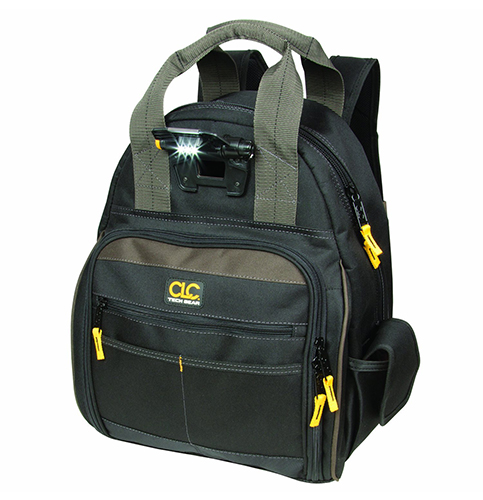 4. CLC Custom Leathercraft L255 Lighted Backpack