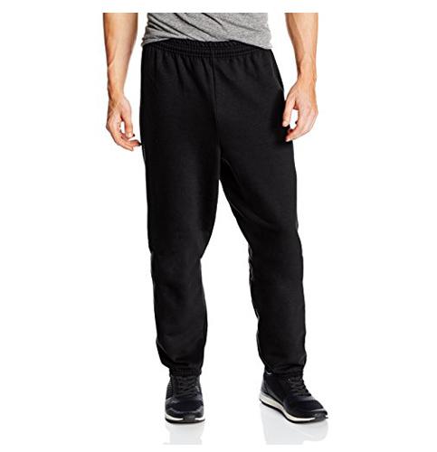 9. Hanes Men's EcoSmart Fleece Sweatpant (Pack of 2)