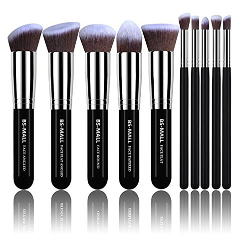 6. BS-MALL B002 Makeup Brush Set