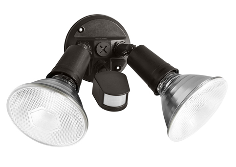 5. Brinks 7120B 110-Degree Security Light