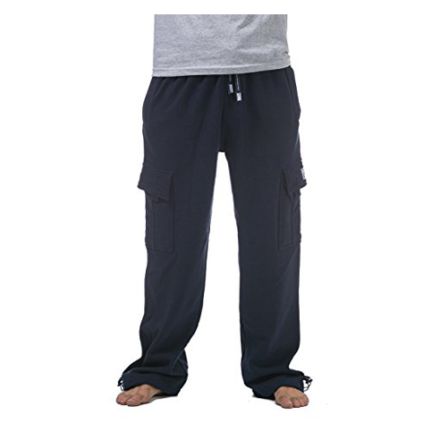 10. Pro Club Men's Heavyweight Fleece Cargo Pants