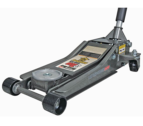8. Pittsburgh Automotive 3 Ton Steel Floor Jack