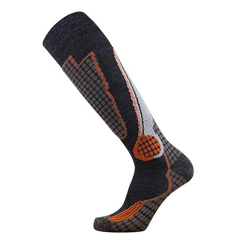 7. PureAthlete High-Performance Wool Ski Socks