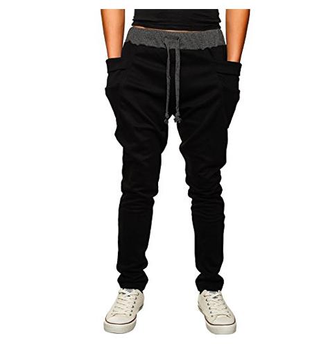 6. HEMOON Men's Running Trousers