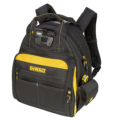 5. Dewalt DGL523 Lighted Tool Bag
