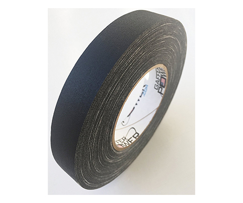 6. Gaffer Power Premium Grade Gaffer Tape