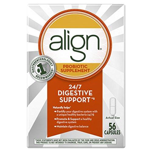 10. Align Probiotic Supplement