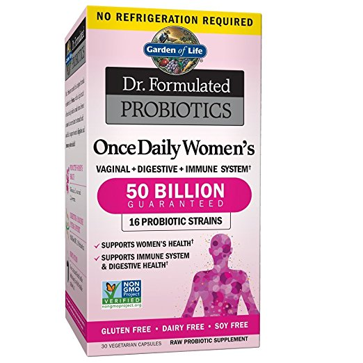 3. Garden of Life 30-Capsule Women Probiotic