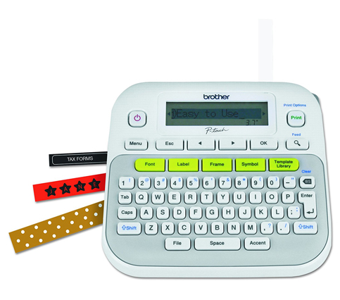 2. Brother P-Touch Label Marker (PT-D210)