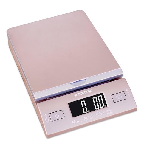 8. ACCUTEK DreamGold 86 Lbs Digital Postal Scale