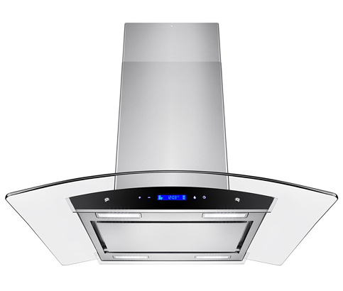 "9. Golden Vantage 30"" Stainless Steel Range Hood"