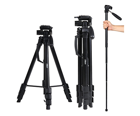 6. Albott 70 Inch Digital SLR Camera Tripod