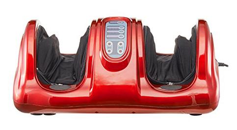 10. OrionMotorTech Electric Shiatsu Kneading Rolling Massager