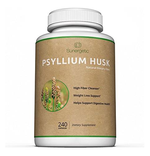 6. Best Psyllium Husk Capsules - 725mg Per Capsule -240 Capsules