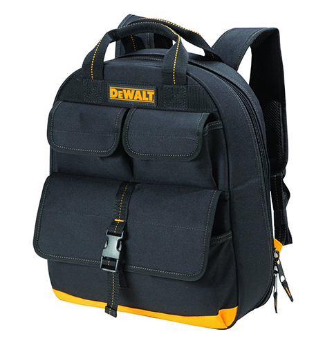 10. Dewalt DGC530 USB Charging Backpack