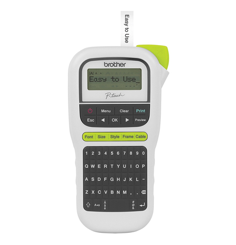 10. Brother P-Touch Label Marker (PTH110)