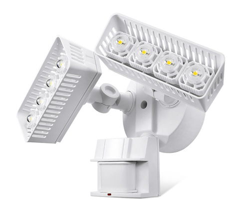 2. SANSI 30W LED Security Outdoor Lights
