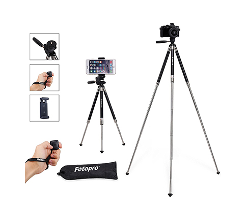 7. iPhone Tripod